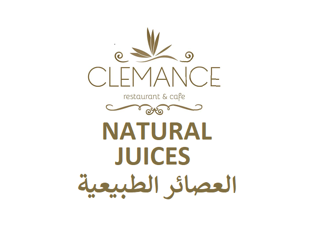 Clemance natural juices