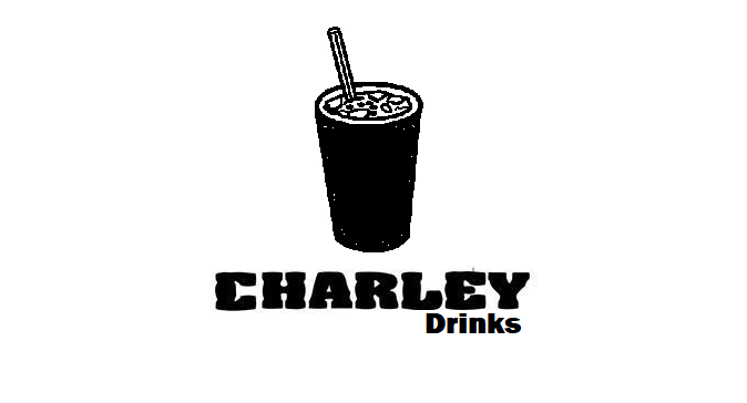 Charley drinks