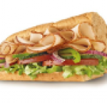 Turkey breast sandwich ( 6 inch )