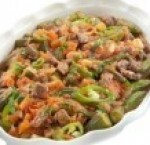 Okra with Meat