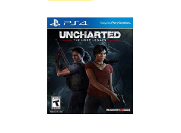 Uncharted: the lost legacy ar