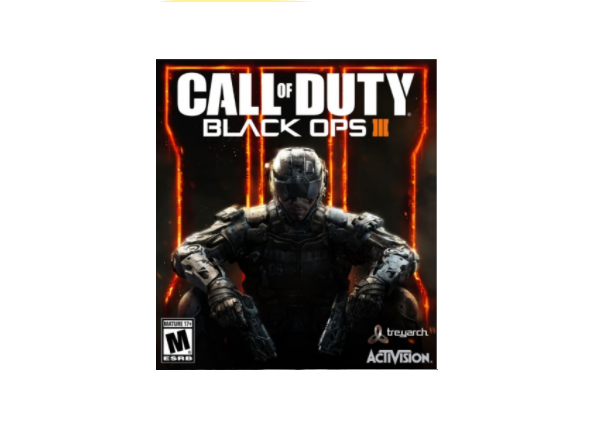Call of duty ops 3 gold
